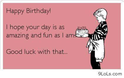 Birthday For Cousin Diane