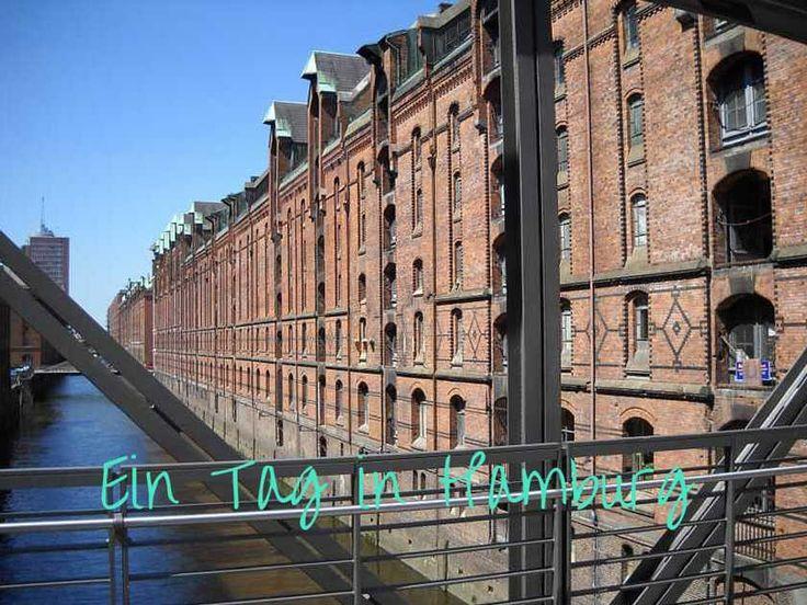 Ein Tag in Hamburg Tipps für einen Kurzausflug in die Hansestadt Hamburg. Was soll ich mir anschauen? #Hamburg #Städte #Deutschland
