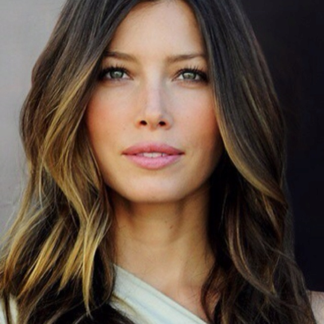 Love this ombre hair trend but not too sure it would look right on me... Yes or no?