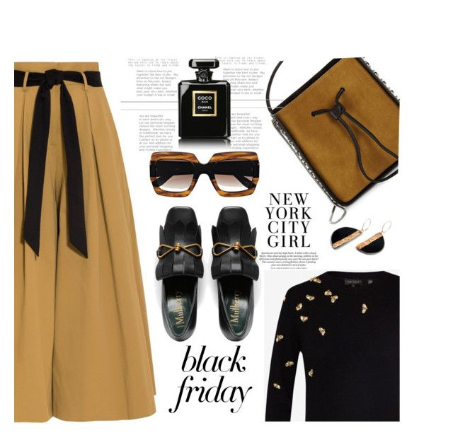 """""""OK... it's black friday today !!!"""" by nataskaz ❤ liked on Polyvore featuring Temperley London, Ted Baker, 3.1 Phillip Lim, Gucci and Chanel"""
