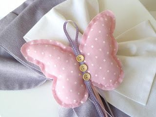 craft room - γάμος, βάπτιση, διακόσμηση: ροζ και μωβ πεταλούδες