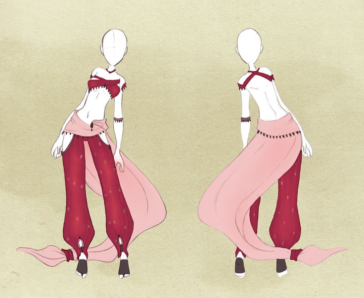 Commission Outfit 03  By VioletKy On DeviantART | Fantasy Outfits | Pinterest | Fable 3 ...