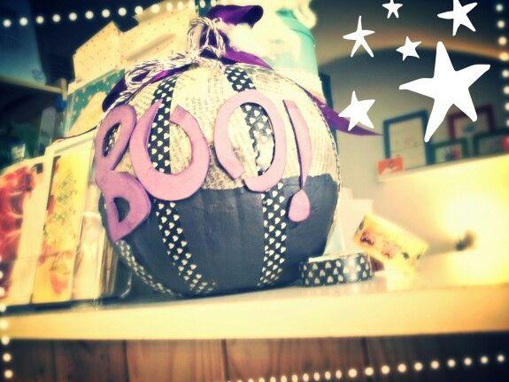 Calabaza Halloween!
