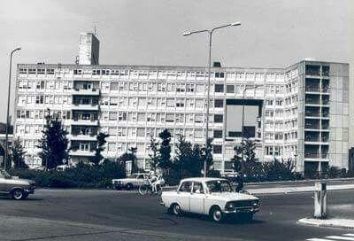 Amsterdam Noord: ZAN eind jaren 60/begin jaren 70.