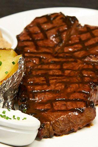 Hurricane's T-Bone Steak - Hurricane's Grill Bondi Beach