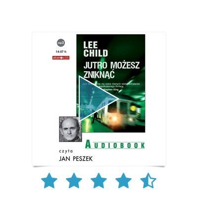 Trzynasta z kolei powieść sensacyjnego cyklu  z Jackiem Reacherem  Świetny, rozrywkowy audiobook w brawurowej interpretacji Jana (...)