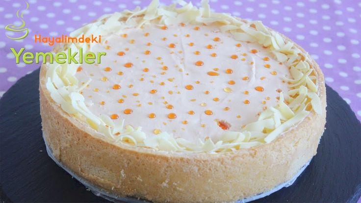 Bu Pasta Bir Efsane Altın Damlacıklı Pasta Tarifi/ Pasta Tarifleri - YouTube