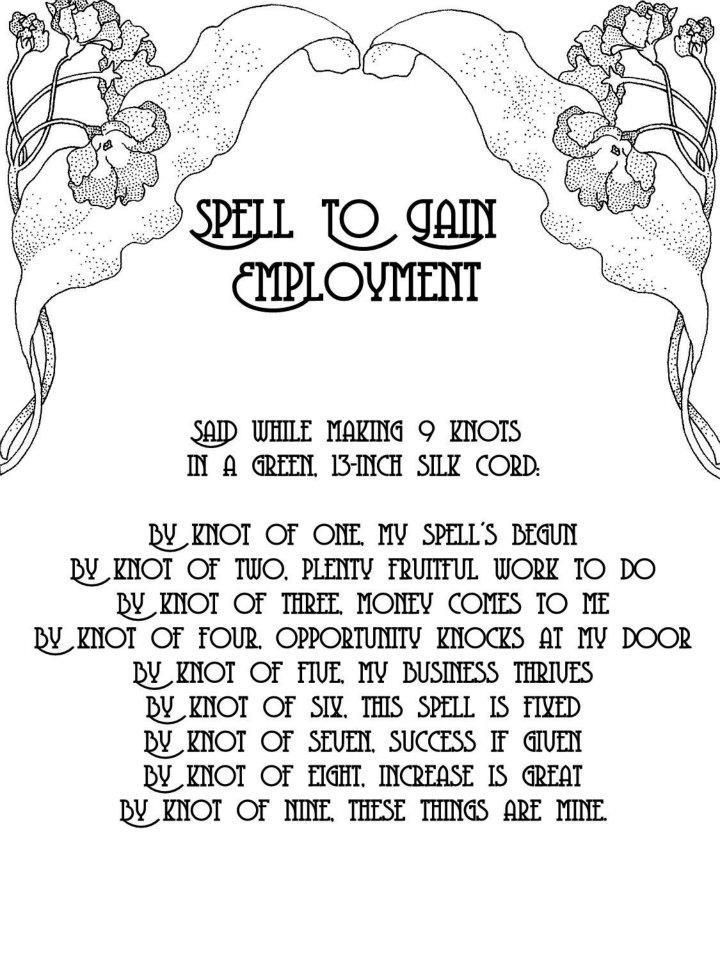 Quot Employment Spell Quot I Will Definitely Try This One