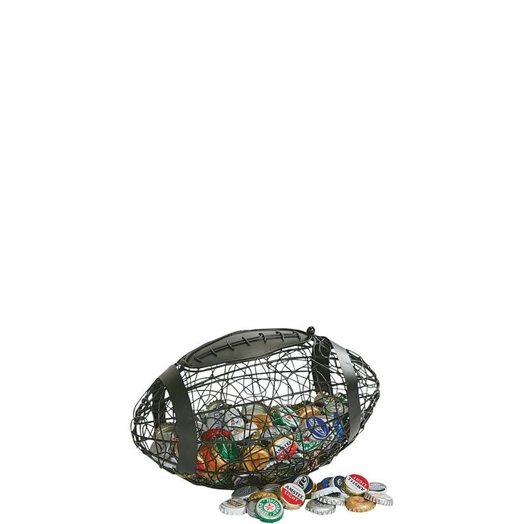 Picnic Plus Football Cap Caddy Displays And Stores Bottle Caps >>> For more information, visit image link.