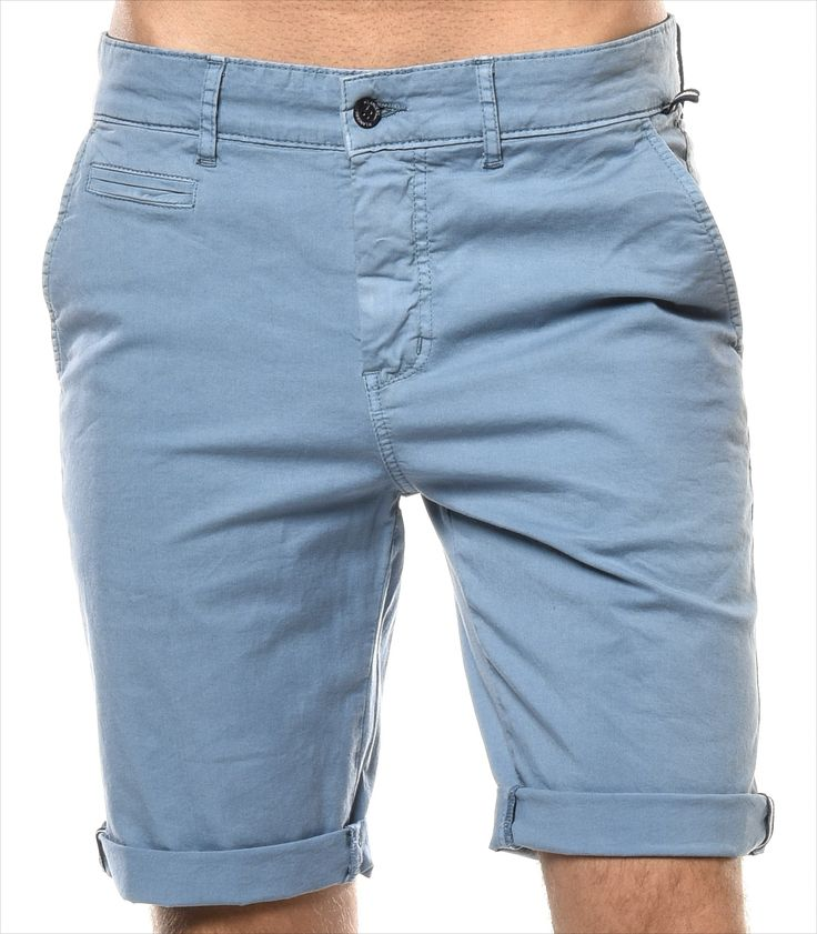 H.Landers Short Chino HL Bunnel Mode Homme Casual Chic