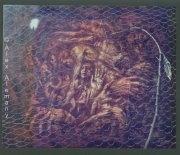 Crónica humana  Human chronicle    Oil on canvas