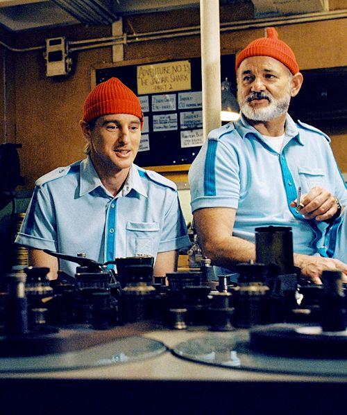 The Life Aquatic with Steve Zissou, 2004 - Bill Murray  Owen Wilson