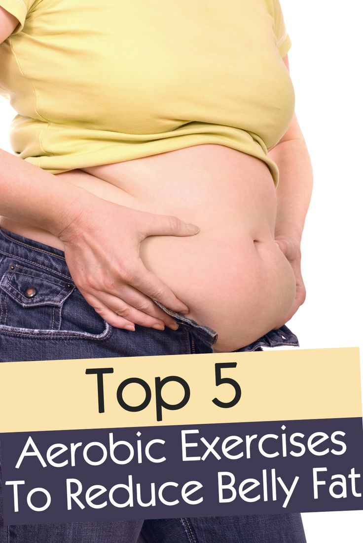 cool Top 5 Aerobic Exercises To Reduce Belly Fat
