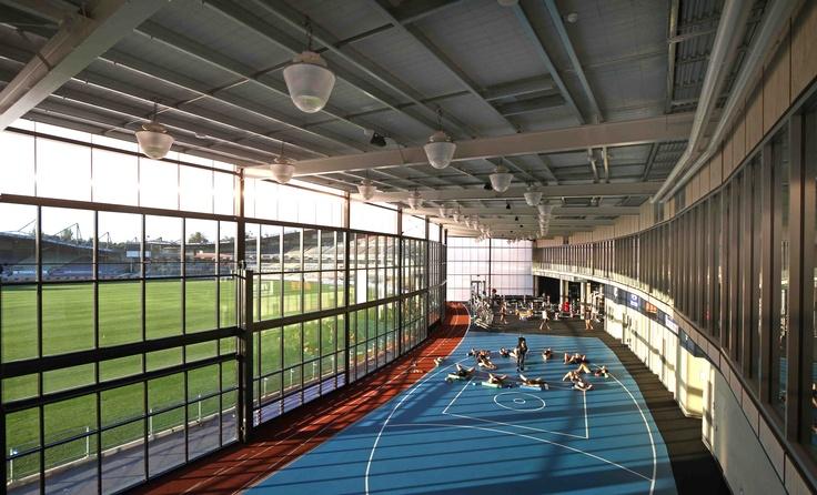 Carlton Football Club -  Gym and Training