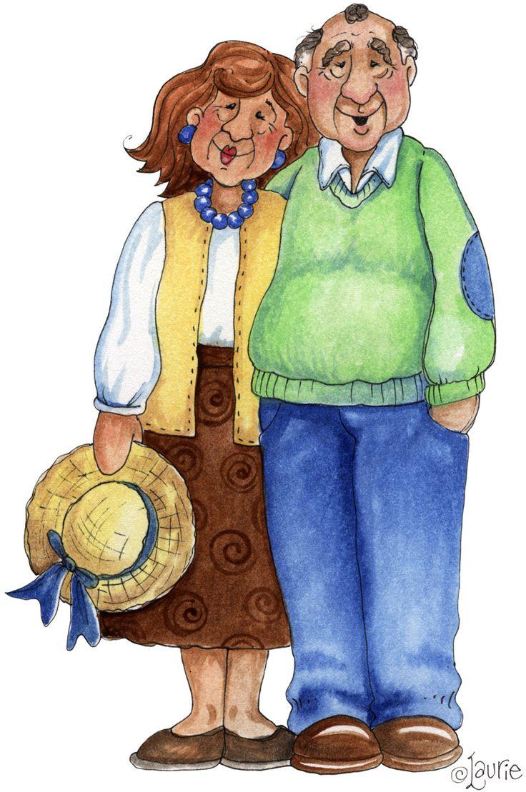 Картинки о бабушках и дедушках, красивые картинки стихами