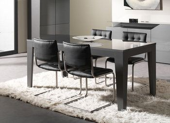 101 best images about table de salle manger design ou for Table extensible sorrento