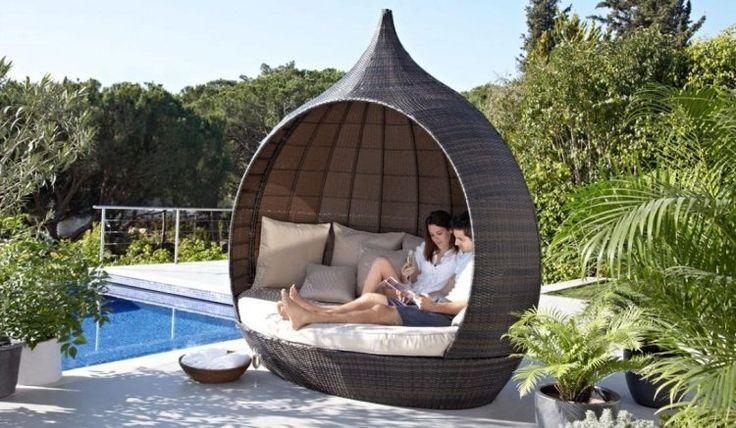 Moderne Lounge Möbel Mit Außergewöhnlicher Form   Garten   Pinterest   Im,  Patio And Lounges