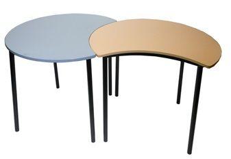 Model - Biscuit - Tables #educational_furniture #educationalfurnituresuppliersMelbourne