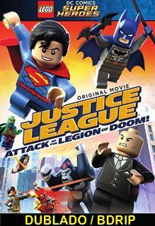 Assistir  LEGO Liga da Justiça O Ataque da Legião do Mal Dublado