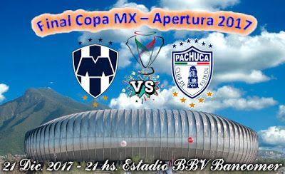 Blog de palma2mex : Monterrey vs Pachuca  - Final Copa MX