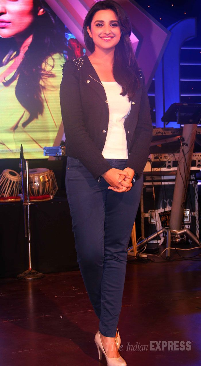 Parineeti Chopra Promote Hasee Toh Phasee