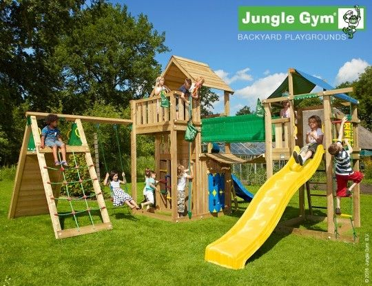 Play Paradise 2 ✨ - A large and wonderful play area! #JungleGym