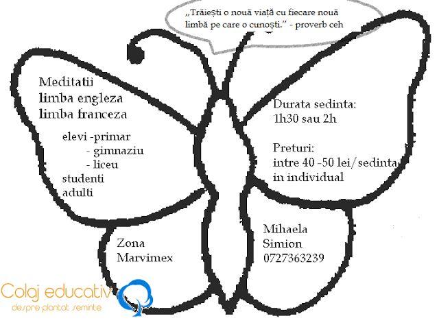 Colaj Educativ: Servicii oferite
