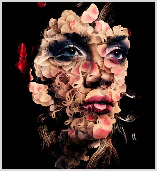 Alberto Seveso collaged digital illustration