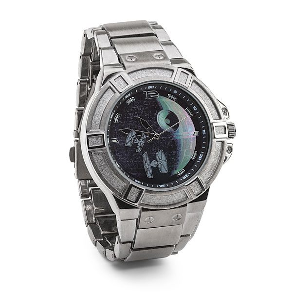 Star Wars Death Star Imperial Watch