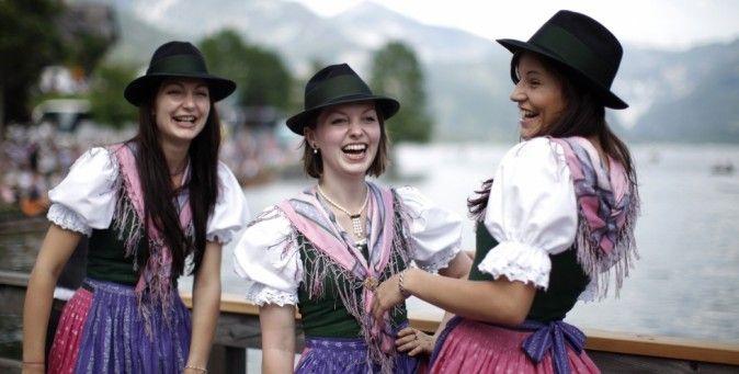 La città delle donne. A Vienna la parità dei sessi è una realtà (Reuters/Lisi Niesner)
