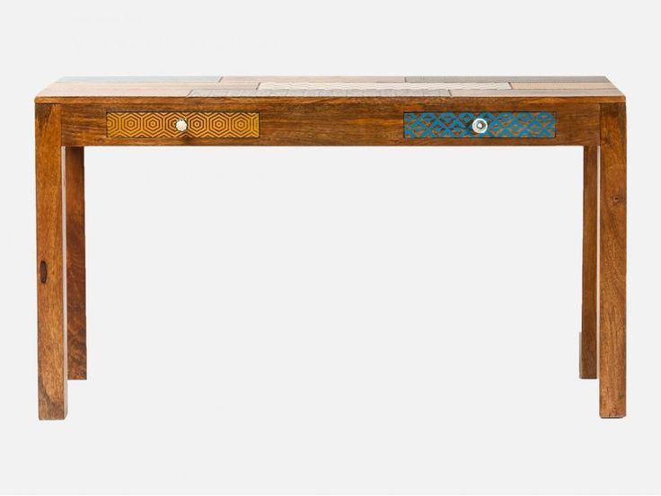 Konsola Soleil — Konsole i toaletki — KARE® Design  #KARE #KAREDesign  #furniture  #design  #homedecor #KARE24