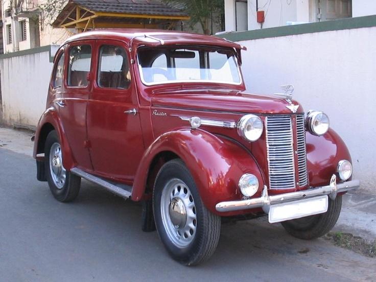Vintage austin 8 1947 model for sale. Vintage austin