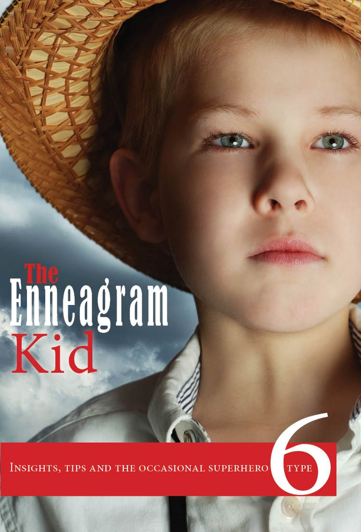 """Parents? Would you like to understand what's really going on with your children? Their motivations? The start of a project and a dream. """"The Enneagram Kid - Insights, tips and the occassional superhero. Meet the Enneagram 6. - The Doubter"""