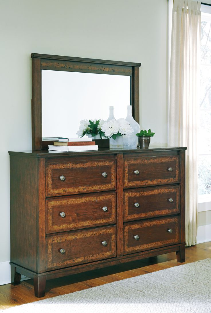 Bedroom Organization: Dawlyn Dresser By Ashley Furniture At Kensington  Furniture. Part Of The Elements