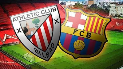 Assistir  Barcelona x Athletic de Bilbao AO VIVO 14/08 - Final Supercopa da Espanha 2015