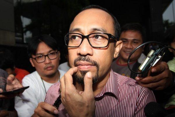 KPK periksa politisi PAN Andi Taufan Tiro