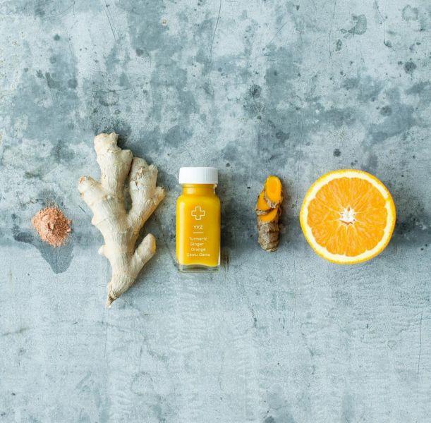 les juice bars déclinent leur offre en format shooter, de petites doses ultra concentrées en vitamines qui se boivent d'un trait.