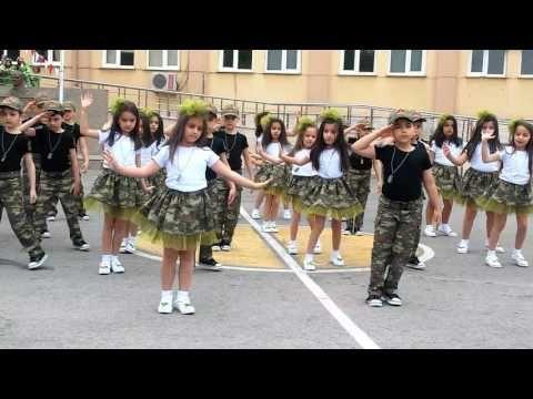 23 Nisan Dans Gosterisi Çak Bi Selam Canım Baksana - YouTube