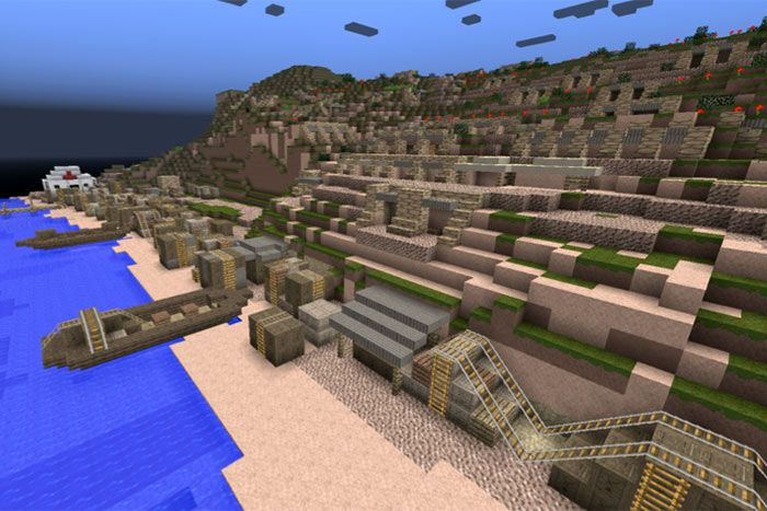 Gallipoli in Minecraft® learning kit - Education - Auckland War Memorial Museum
