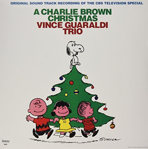 A Charlie Brown Christmas [Green Vinyl]  See Now:  Ellen's Cassette and Video Corner. $18.35