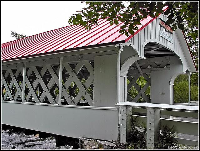 Truss bridge designs woodworking projects plans for Covered bridge design plans