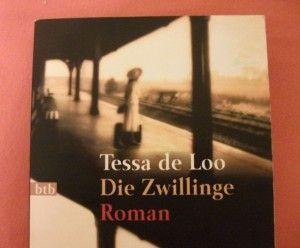 """""""Die Zwillinge"""" von Tessa de Loo -"""