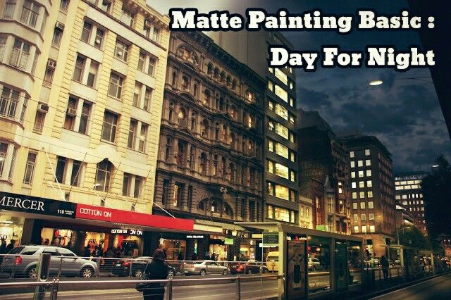 My new matte painting tutorial now available at www.mementoanimation.com tutorials section