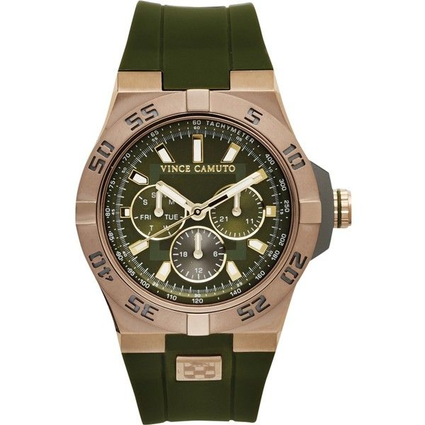 Vince Camuto Master Rose Gold Watch $250