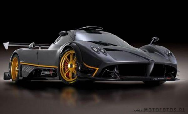 Futuristic car #Pagani #Zonda R