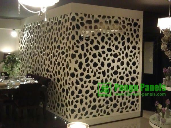 GRC HEXACON Kelebihan panel dekoratif krawangan