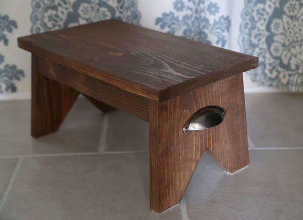 12 Diy Step Stool Designs You Can Make Diy Stool Wooden Diy Wooden Steps