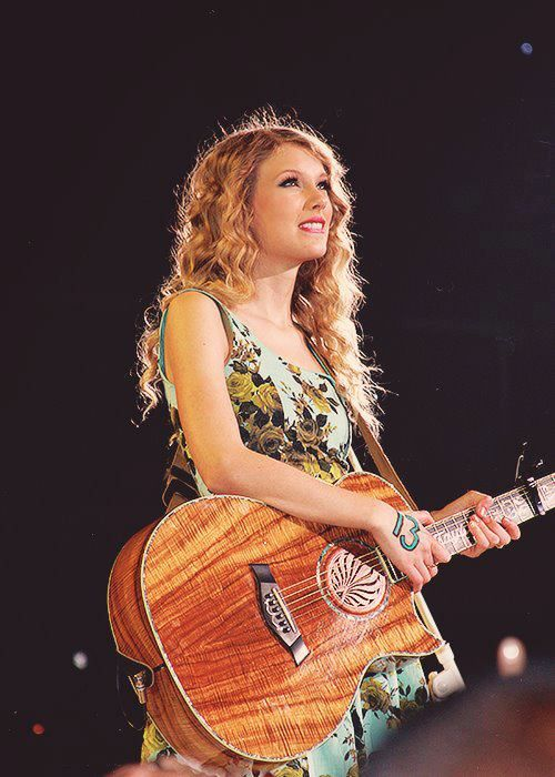 Taylor Swift: My first concert (fearless tour), amazing style, love her songs and keeps it classy....most of the time haha