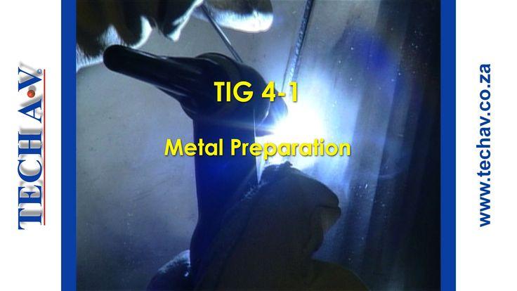 Tungsten Inert Gas Welding (TIG Welding) Part 13 of 19