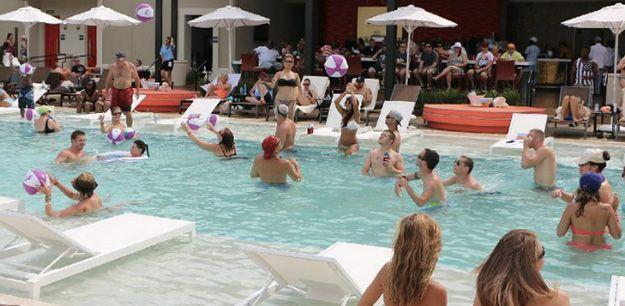 DARE Dayclub | Ultra Lounge at Horseshoe Casino Hotel Boosier City, LA